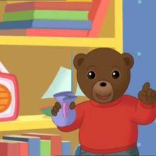 épisode de petit ours brun : Petit Ours brun a un secret