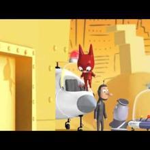 Dessin animé Samsam : Kiki voleur