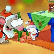 épisode : Père Noël Toupie