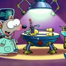 épisode : Bobo pour robot