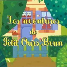 épisode de petit ours brun : Petit Ours brun jardine