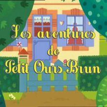 épisode de petit ours brun : Petit Ours brun casse son jouet
