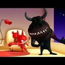 Dessin animé Samsam : Une étrange baby-sitter