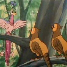 Dessin animé : Episode 17 - Les trois petits cochons