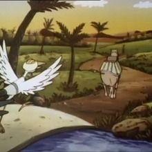 Dessin animé : Episode 51 - Le calife ensorcelé
