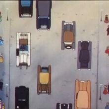Dessin animé : Episode 28 - Le rat des villes et le rat des champs