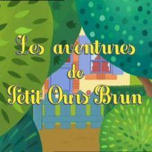 épisode de petit ours brun : Petit Ours brun fait du roller