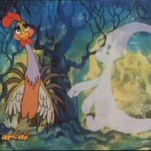 Dessin animé : Episode 12 - Le coq de clocher