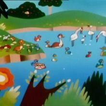Dessin animé : Episode 14 - La parade des oiseaux