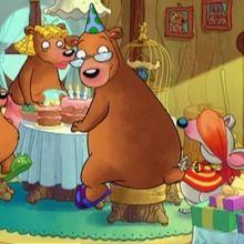 épisode : Les trois ours