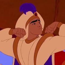 Chanson : Aladdin, Prince Ali