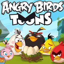 Dessins animés Angry Birds