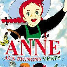 Dessins anim s anne la maison aux pignons verts for Anne la maison aux pignons verts livre en ligne