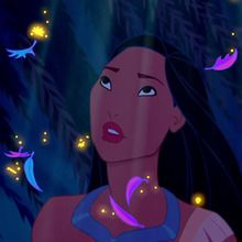 Chanson : Pocahontas, Ecoute ton coeur