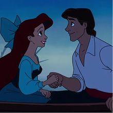 Chanson : La Petite Sirène, Embrasse-la