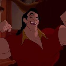 La Belle et la Bête, Gaston