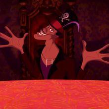 Chanson : La Princesse et la Grenouille, Mes amis de l'au-delà