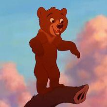 Chanson : Frère des ours, Je m'en vais