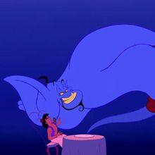 Chanson : Aladdin, Je suis ton meilleur ami