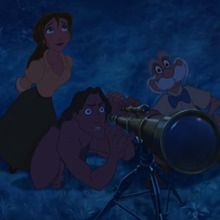 Tarzan, Je veux savoir