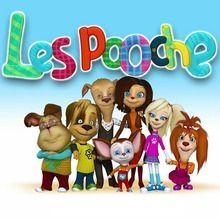 Les Pooche, série animée