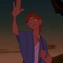 Hercule, Le monde qui est le mien (reprise)