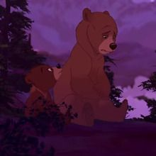 Chanson : Frère des Ours, Mon frère ours