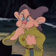 Chanson : Blanche Neige et les Sept Nains, On se lave !