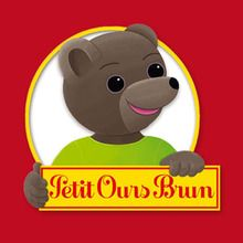 Les aventures de petit ours brun en dessin animé