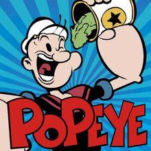 de 4 à 6 ans, Vidéo POPEYE