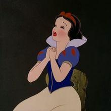 Chanson : Blanche Neige et les Sept Nains, Un jour mon prince viendra