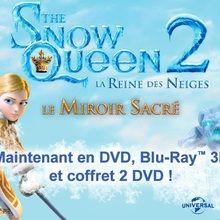 Gagnants The Snow Queen 2, la Reine des Neiges