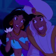 Chanson : Aladdin, Ce rêve bleu