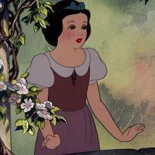 Chanson : Blanche Neige et les Sept Nains, Un sourire en chantant