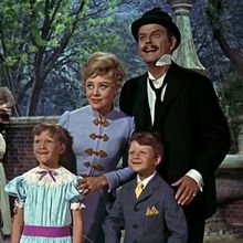 Mary Poppins, Beau cerf-volant