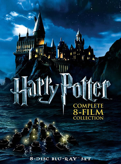 Les films de Harry Potter