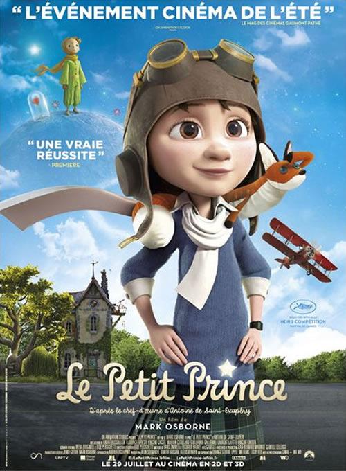 Les vidéos du film Le Petit Prince