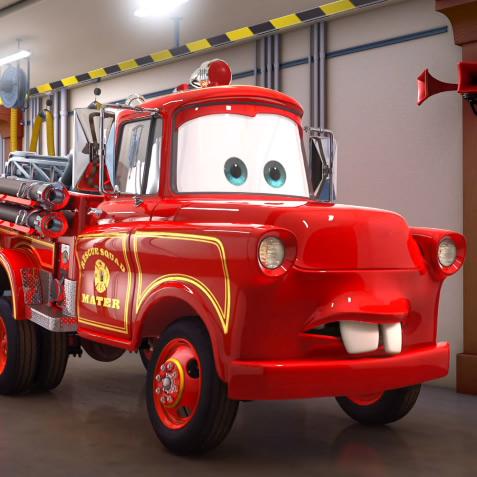 Dessins anim s 2090 vid os pour enfants - Coloriage cars toon ...