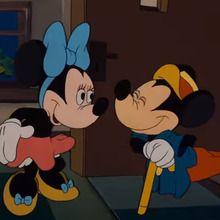 Dessin animé : L'anniversaire de Mickey