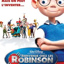 Les personnages du film Bienvenue chez les Robinson