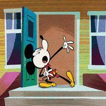 Court métrage Mickey mouse : Mickey Mouse : Une fleur pour Minnie