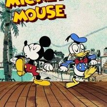 Dessins animés Mickey mouse