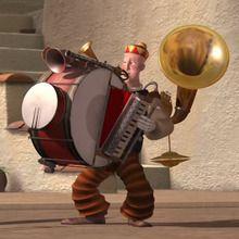 Court métrage : L'homme orchestre