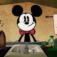 Mickey Mouse : Au pied les oreilles !