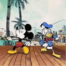 Court métrage Mickey mouse : Mickey Mouse : Pique-Nique à la Plage