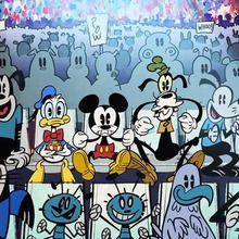 Mickey Mouse : Poids lourd contre poids souris