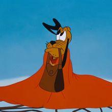 Dessin animé : Pluto postier