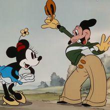 Dessin animé : Le Rival de Mickey
