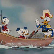Donald & Les Scouts Marins
