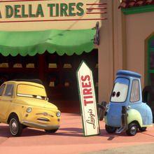 Court-métrage de Cars : Ca Tourne !
